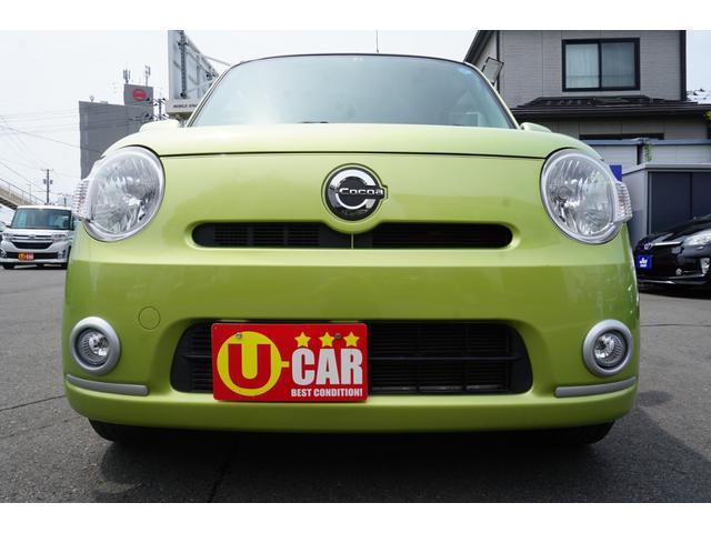 「ダイハツ」「ミラココア」「軽自動車」「福島県」の中古車38