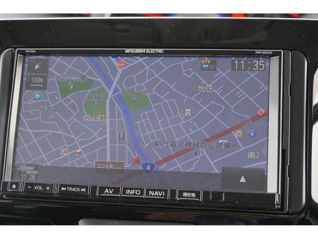 カスタムRS SA 両側電動スライドドア スマートアシスト 社外メモリーナビ フルセグTV LEDヘッドライト 3年保証付(10枚目)