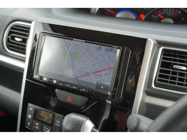 カスタムRS SA 両側電動スライドドア スマートアシスト 社外メモリーナビ フルセグTV LEDヘッドライト 3年保証付(12枚目)