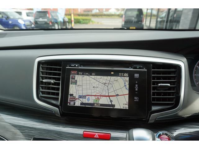 アブソルート・EX 両側電動スライドドア クルーズコントロール フリップダウンモニター 純正インターナビ 3年保証付き(11枚目)