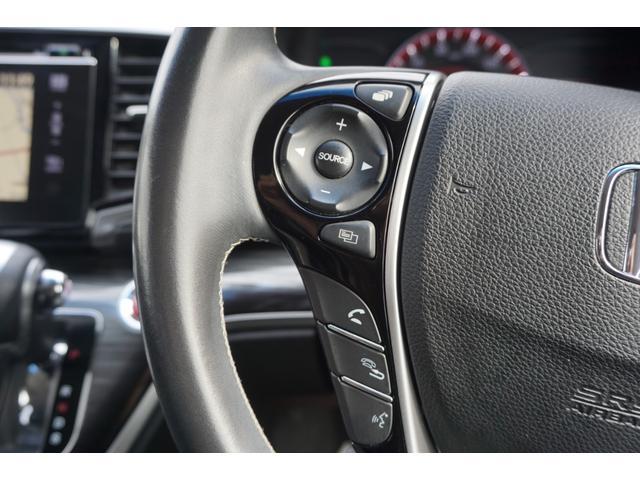 アブソルート・EX 両側電動スライドドア クルーズコントロール フリップダウンモニター 純正インターナビ 3年保証付き(21枚目)
