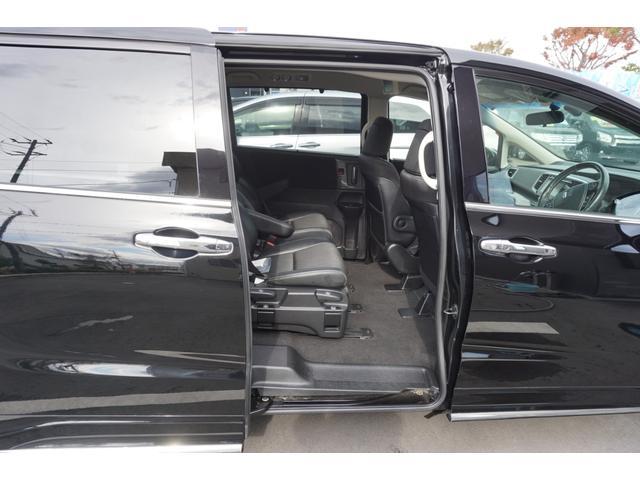 アブソルート・EX 両側電動スライドドア クルーズコントロール フリップダウンモニター 純正インターナビ 3年保証付き(29枚目)