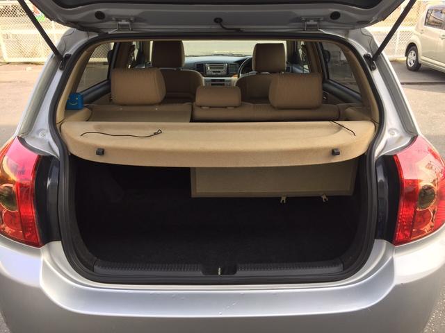 トヨタ カローラランクス X4WD