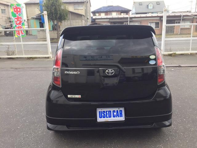 トヨタ パッソ X 2WD
