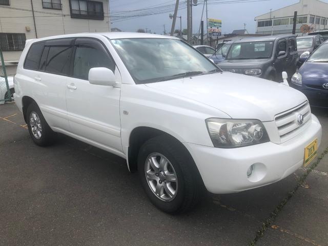 「トヨタ」「クルーガー」「SUV・クロカン」「青森県」の中古車3