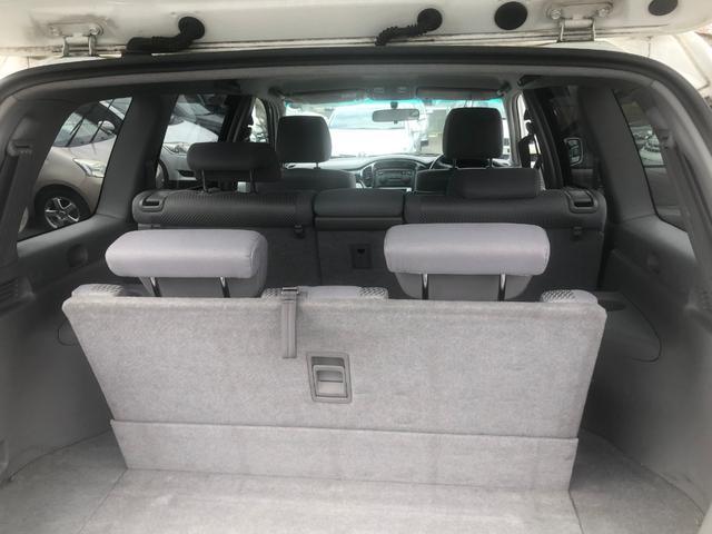 「トヨタ」「クルーガー」「SUV・クロカン」「青森県」の中古車10
