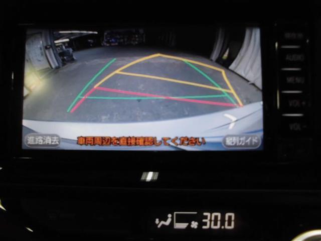 トヨタ アクア S バックモニター メモリーナビ ワンセグ CD