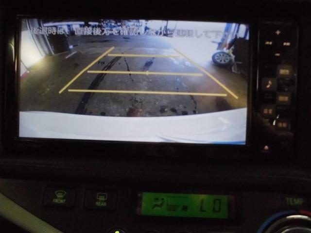 トヨタ アクア S DVDナビ ワンセグ スマートキー LED