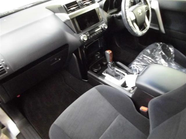 トヨタ ランドクルーザープラド TX 4WD スマートキー サンルーフ アルミ