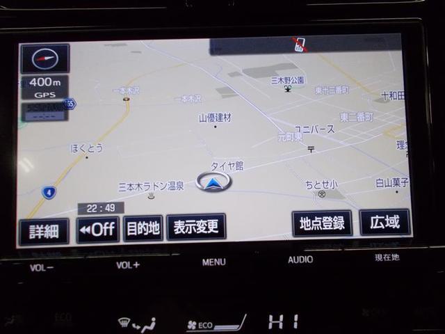 Sセーフティプラス 4WD バックモニター メモリーナビ(8枚目)