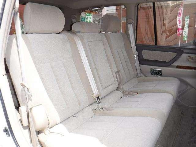 トヨタ ランドクルーザー100 VXリミテッド Gセレクション 4WD エアロ サンルーフ