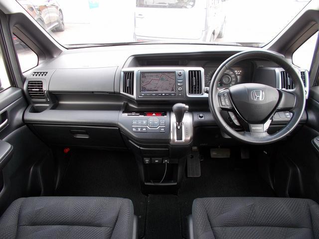 ホンダ ステップワゴンスパーダ クールスピリット HDDナビ 両側電動ドア 全方位モニター