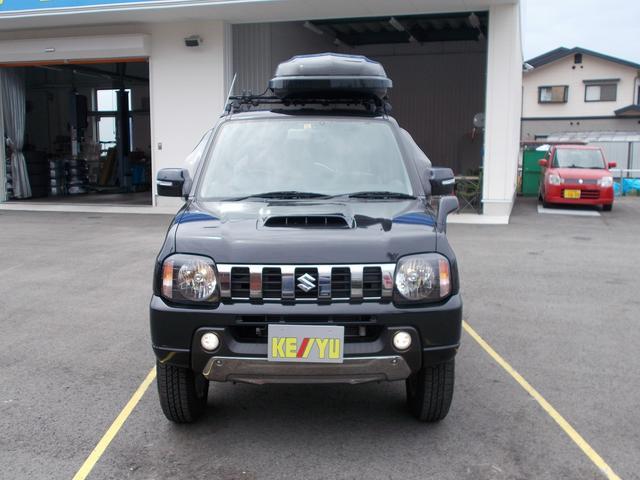 スズキ ジムニー ランドベンチャー 4WD ナビ ルーフキャリア 冬タイヤAW