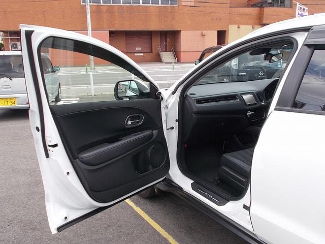 ホンダ ヴェゼル ハイブリッドX・Lパッケージ 4WD 衝突軽減装置 SDナビ