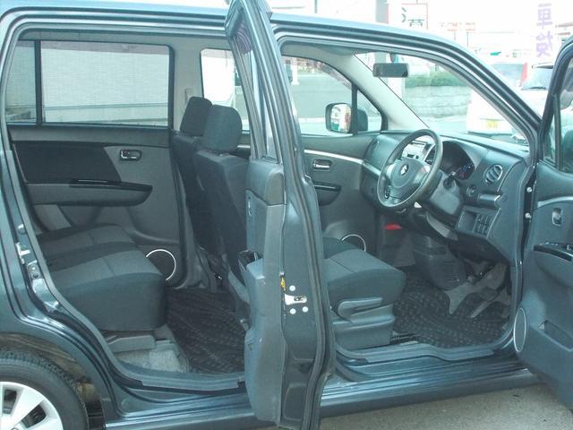 スズキ ワゴンRスティングレー X 4WD HID 禁煙車 フォグ フルエアロ シートヒータ