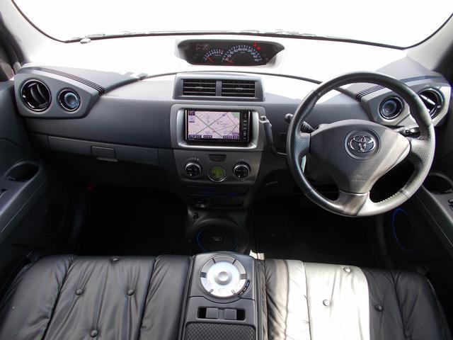 トヨタ bB Z エアロ-Gパッケージ ストリートビレッド 4WD