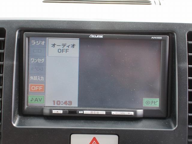 日産 モコ S FOUR SDナビ 禁煙 シートヒーター ETC 1セグ