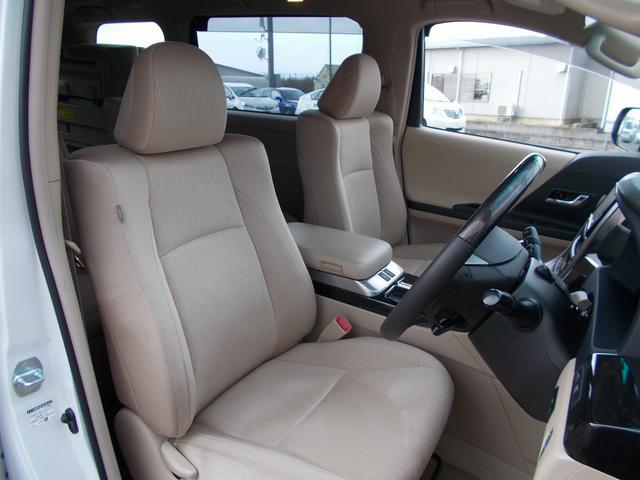 トヨタ ヴェルファイアハイブリッド X 4WD 後期型 両電側動ドア SDナビ 冬タイヤ付禁煙車