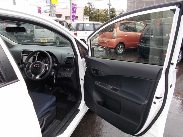 トヨタ ラクティス X 4WD 1オーナー 禁煙車 SDナビ Bカメラ ETC