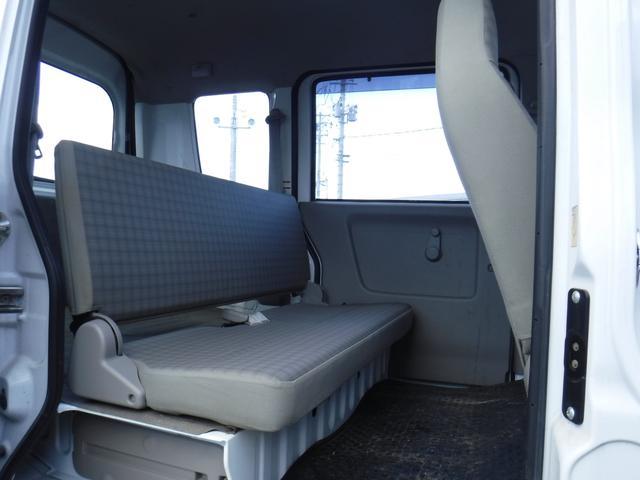 PA 4WD ハイルーフ 当社ユーザー下取り車(13枚目)