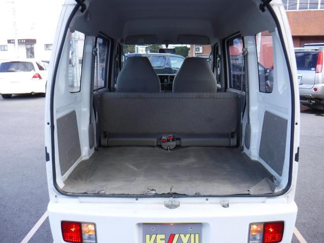 PA 4WD ハイルーフ 当社ユーザー下取り車(18枚目)