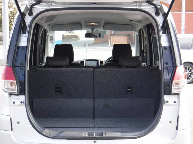 スズキ ソリオ X 4WD 社外SDナビ 禁煙車 左パワースライド ETC