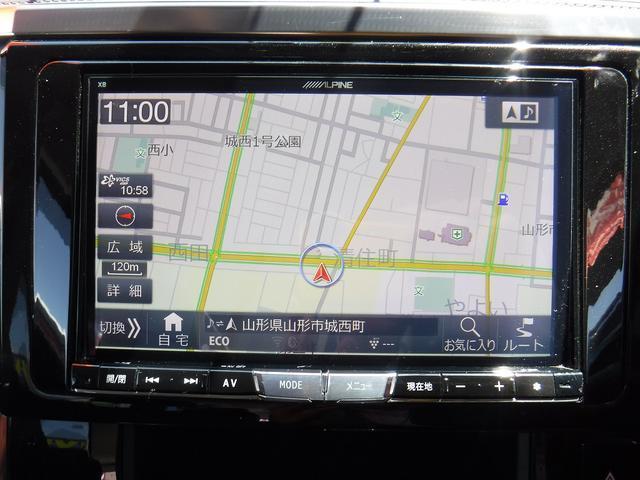 SR4WD アルパイン製専用X8ナビ両側自動ドアLEDライト(4枚目)