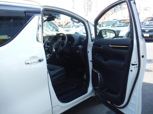 SR4WD アルパイン製専用X8ナビ両側自動ドアLEDライト(9枚目)