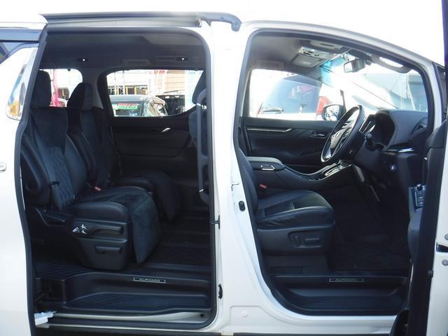 SR4WD アルパイン製専用X8ナビ両側自動ドアLEDライト(11枚目)