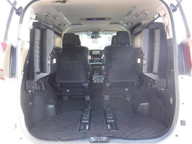 SR4WD アルパイン製専用X8ナビ両側自動ドアLEDライト(14枚目)