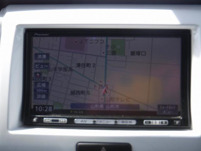 Xターボ 4WD レーダーブレーキ カメラ SDナビ 禁煙車(4枚目)