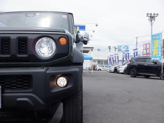 「スズキ」「ジムニーシエラ」「SUV・クロカン」「山形県」の中古車34