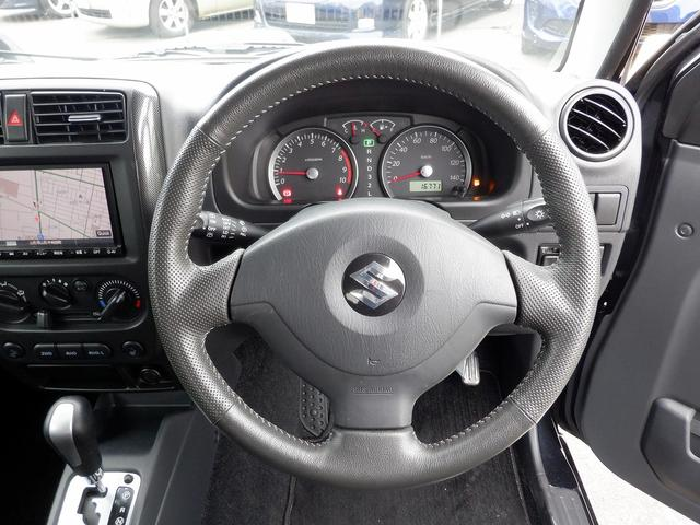 クロスアドベンチャーXC 東京仕入 4WD 社外7インチSDナビ 1セグTV キーレス ヘッドライトレベライザー 電格ミラー CD シートヒーター フォグ ETC 背面タイヤ(19枚目)