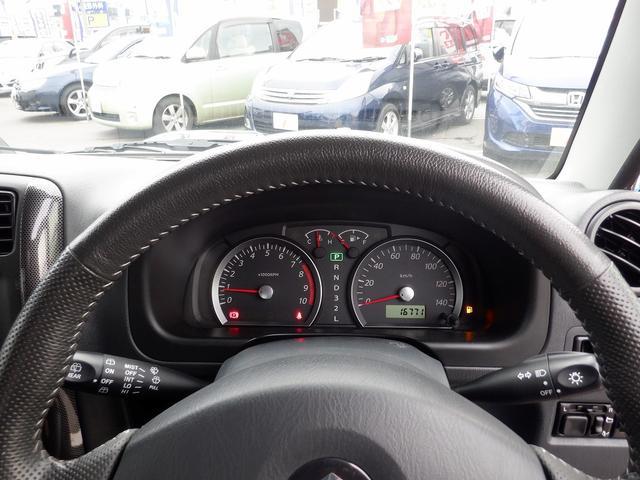 クロスアドベンチャーXC 東京仕入 4WD 社外7インチSDナビ 1セグTV キーレス ヘッドライトレベライザー 電格ミラー CD シートヒーター フォグ ETC 背面タイヤ(20枚目)