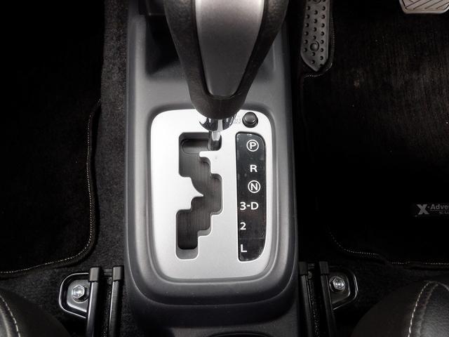 クロスアドベンチャーXC 東京仕入 4WD 社外7インチSDナビ 1セグTV キーレス ヘッドライトレベライザー 電格ミラー CD シートヒーター フォグ ETC 背面タイヤ(21枚目)