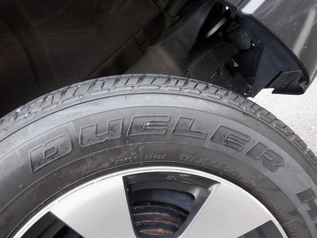クロスアドベンチャーXC 東京仕入 4WD 社外7インチSDナビ 1セグTV キーレス ヘッドライトレベライザー 電格ミラー CD シートヒーター フォグ ETC 背面タイヤ(42枚目)