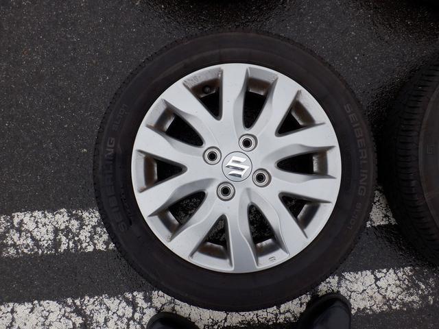 リミテッドII 4WD 禁煙車 夏・冬タイヤ付 モニター付きオーディオ CD再生 AUX バックカメラ スマートキー プッシュスタート シートヒーター オートライト オートエアコン HIDライト ベンチシート(36枚目)