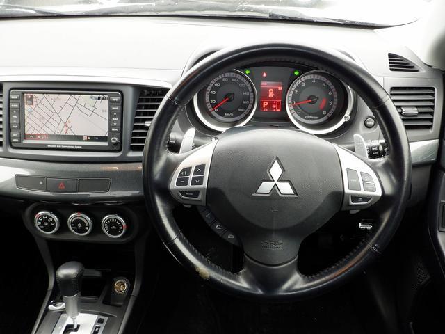 スポーツ ナビパッケージ 4WD 純正7インチHDDナビ CD DVD 12セグTV キーレス インテリキー 電格ミラー ステアリングリモコン MTモード クルーズコントロール 純正18インチAW ETC パドルシフト 保証書(21枚目)