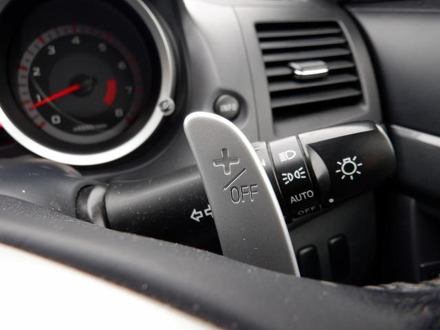 スポーツ ナビパッケージ 4WD 純正7インチHDDナビ CD DVD 12セグTV キーレス インテリキー 電格ミラー ステアリングリモコン MTモード クルーズコントロール 純正18インチAW ETC パドルシフト 保証書(24枚目)