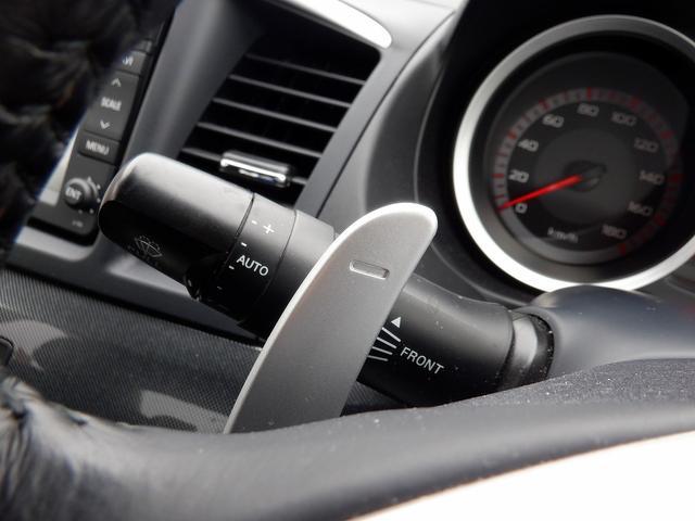スポーツ ナビパッケージ 4WD 純正7インチHDDナビ CD DVD 12セグTV キーレス インテリキー 電格ミラー ステアリングリモコン MTモード クルーズコントロール 純正18インチAW ETC パドルシフト 保証書(25枚目)