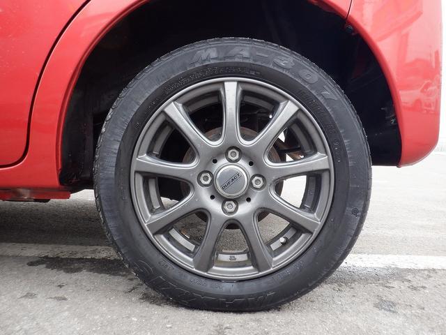 G セーフティパッケージ 4WD アラウンドビューモニター 衝突軽減 横滑防止 社外SDナビ 12セグTV USBケーブル ブルートゥース 左電動スライドドア 両側スライドドア スマートキー アイドリングストップ 社外R14(42枚目)