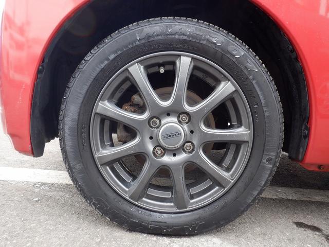G セーフティパッケージ 4WD アラウンドビューモニター 衝突軽減 横滑防止 社外SDナビ 12セグTV USBケーブル ブルートゥース 左電動スライドドア 両側スライドドア スマートキー アイドリングストップ 社外R14(43枚目)