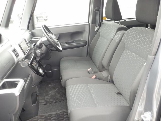 Gターボ SAIII フル装備 4WD スマートアシスト3 純正SDナビ バックモニター 両側パワースライドドア スマートキー プッシュスターター エンジンスターター LEDヘットライト オートエアコン オートライト(6枚目)