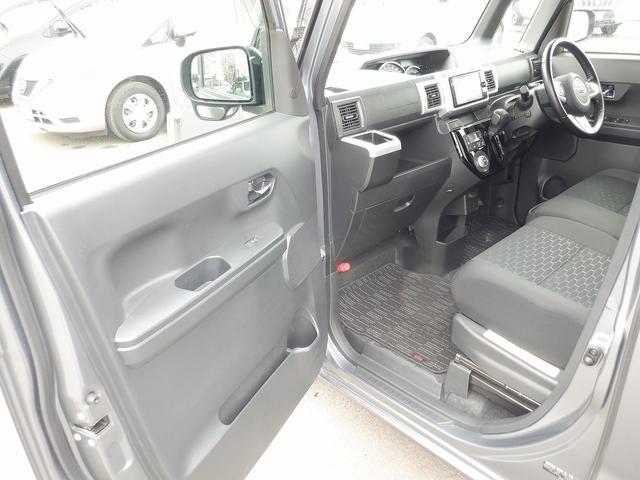 Gターボ SAIII フル装備 4WD スマートアシスト3 純正SDナビ バックモニター 両側パワースライドドア スマートキー プッシュスターター エンジンスターター LEDヘットライト オートエアコン オートライト(45枚目)