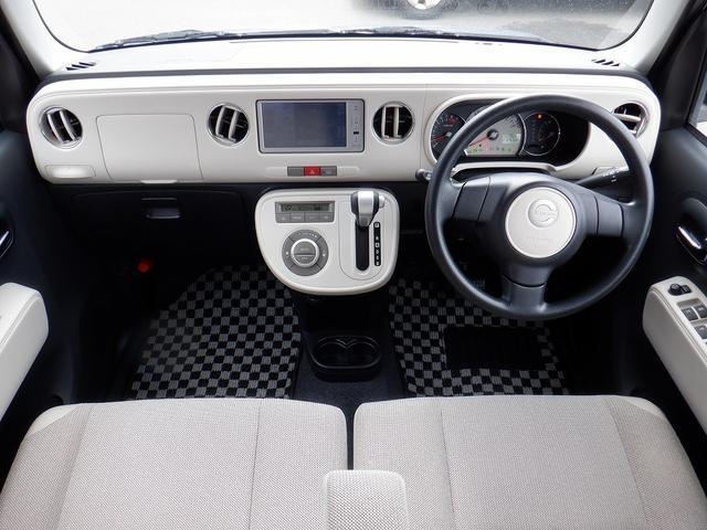 ココアX フル装備 SDナビ 地デジ CD キーレス スマートキー セキュリティー プライバシーガラス オートエアコン 禁煙車 ABS Wエアバック(2枚目)