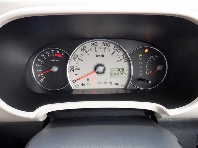 ココアX フル装備 SDナビ 地デジ CD キーレス スマートキー セキュリティー プライバシーガラス オートエアコン 禁煙車 ABS Wエアバック(20枚目)