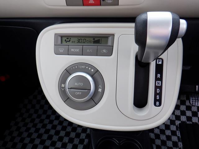 ココアX フル装備 SDナビ 地デジ CD キーレス スマートキー セキュリティー プライバシーガラス オートエアコン 禁煙車 ABS Wエアバック(21枚目)