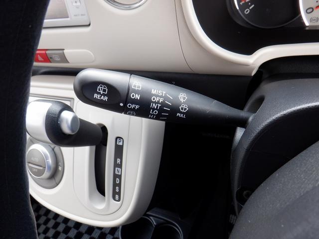 ココアX フル装備 SDナビ 地デジ CD キーレス スマートキー セキュリティー プライバシーガラス オートエアコン 禁煙車 ABS Wエアバック(22枚目)