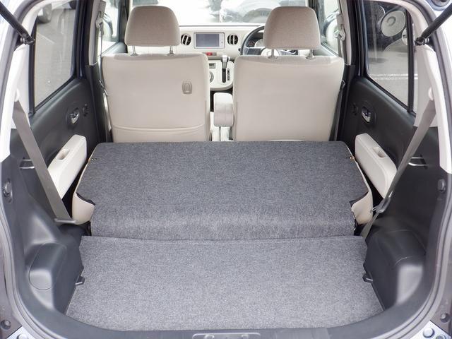 ココアX フル装備 SDナビ 地デジ CD キーレス スマートキー セキュリティー プライバシーガラス オートエアコン 禁煙車 ABS Wエアバック(47枚目)
