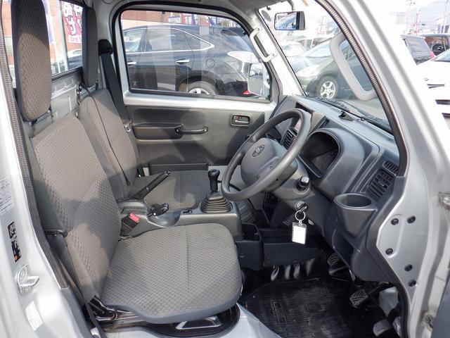 GX 4WD 横浜仕入れ 社外SDナビ CD・DVD再生 フルセグ キーレス フォグランプ ETC 寒冷地仕様 禁煙車 マニュアルエアコン ハロゲンヘッドライト スチールホイール12インチ 集中ドアロック(5枚目)